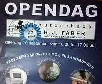 Open dag bij berger Faber in Baflo 20-09-14