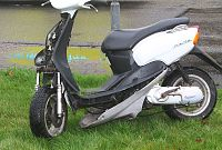 112kort: Ongeval auto contra scooter