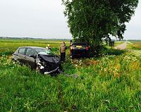 Ongeval letsel Valthermond