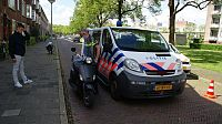 Letsel na ongeval in stad