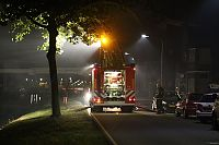 Twee schuren door brand verwoest in Wildervank (Video)