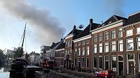 Grote brand verwoest Holland Casino