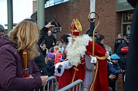 Sinterklaas weer in Stadskanaal en Winschoten (Video)