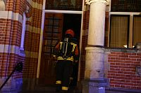 Brandmelding in Winschoten bleek een knipperende lamp