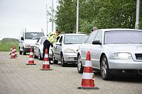 Grote grenscontrole A7