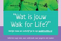 Walk for Life en landmachtdagen gecombineerd