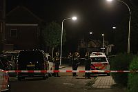 Arrestatieteam ingezet in Hoogezand (Video)