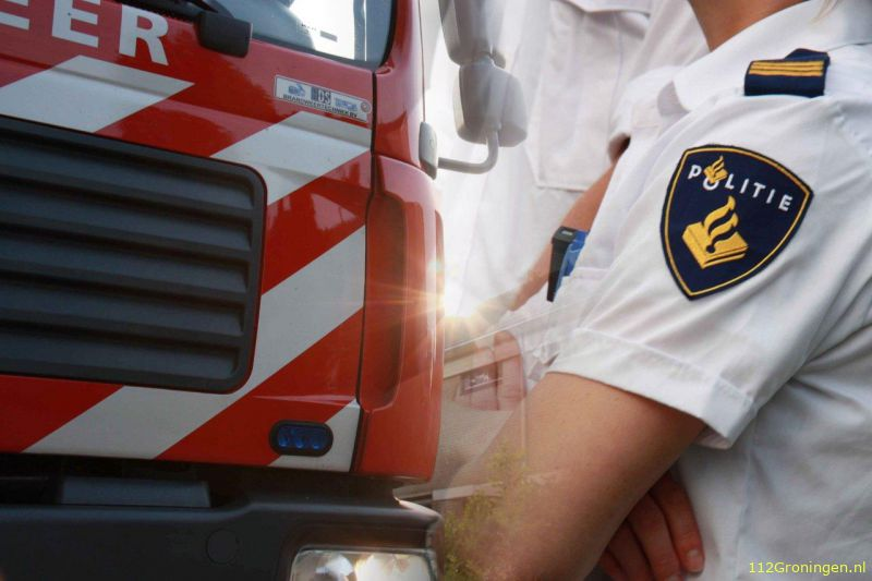 Auto door brand verwoest in Winschoten