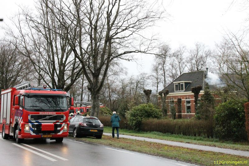 Brand in`De Punt`snel meester (Video)