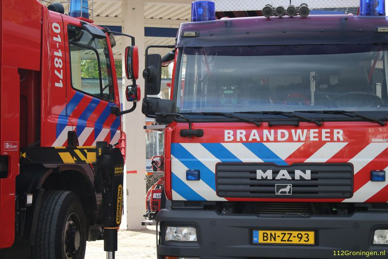 Woningbrand aan Paterswoldseweg snel onder controle