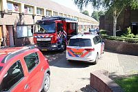 Keukenbrand Oosterpark snel onder controle