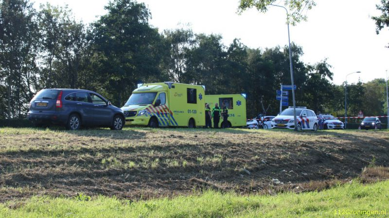 Jongen(9) overleden na verkeersongeval in Farmsum (Video)