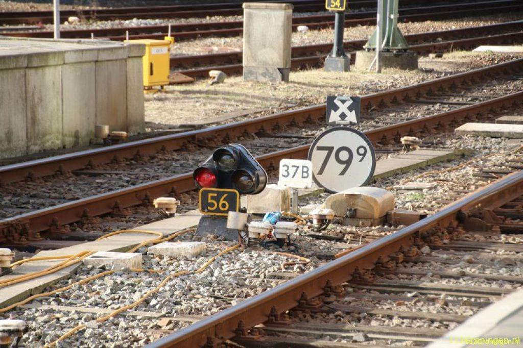 Geen treinen naar Weener door aanrijding.