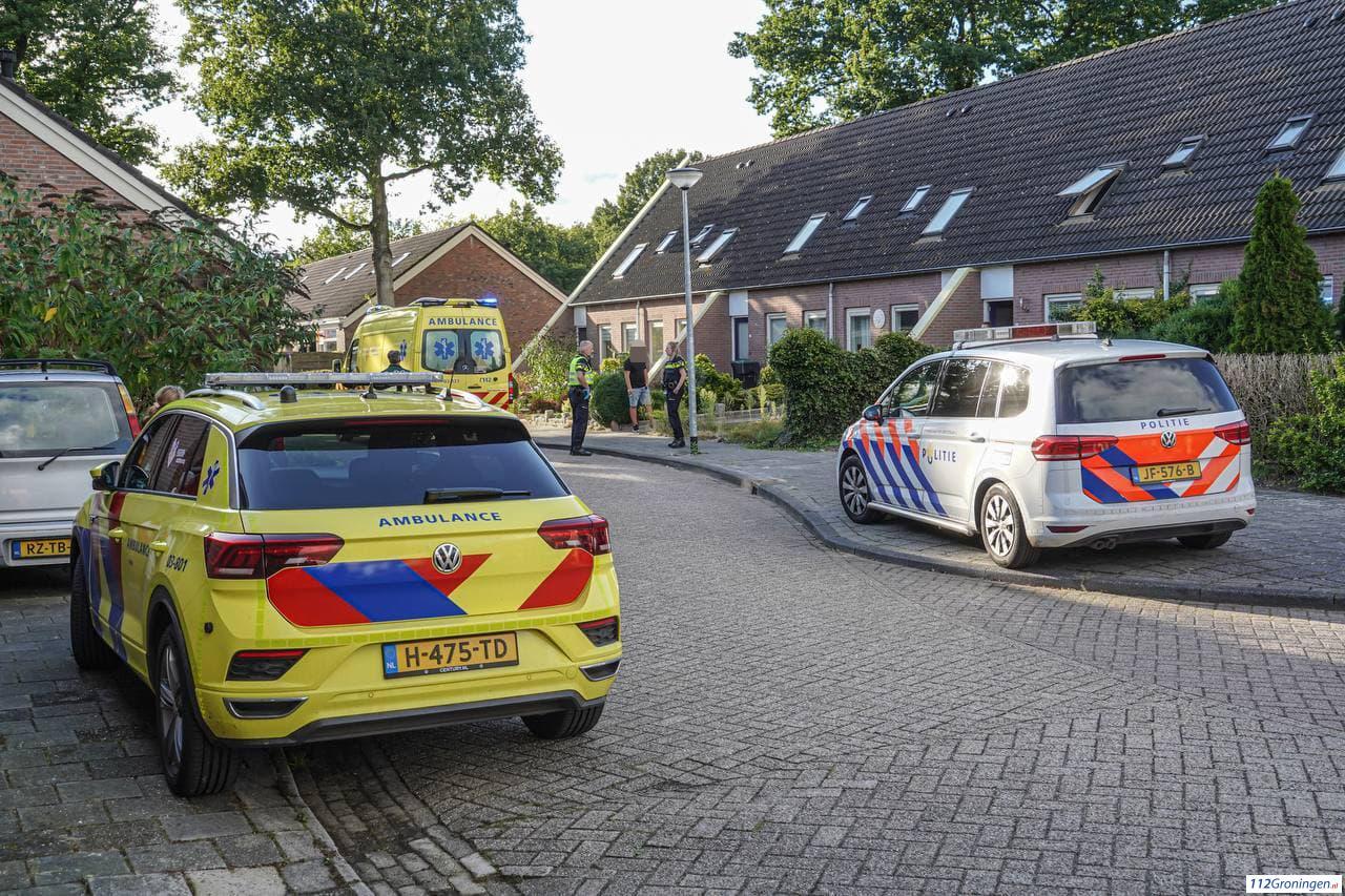 Man raakt zwaargewond bij barbecue-ongeluk in Norg.