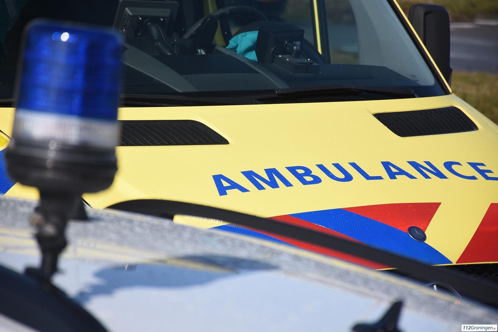 Voetganger aangereden op Overwinningsplein, automobilist aangehouden.