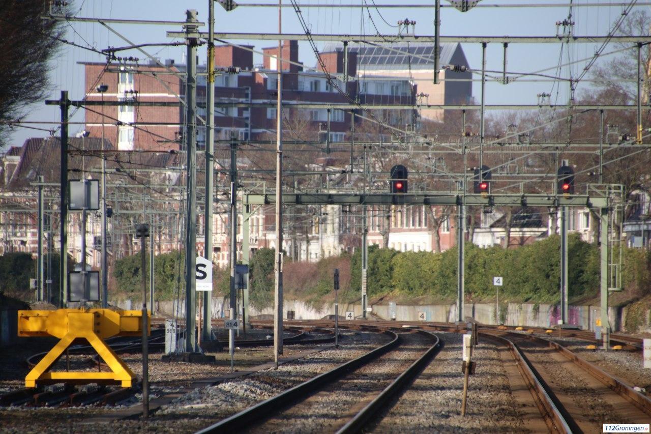 Slachtoffer treinongeluk Bunde wilde hondje van de rails halen.