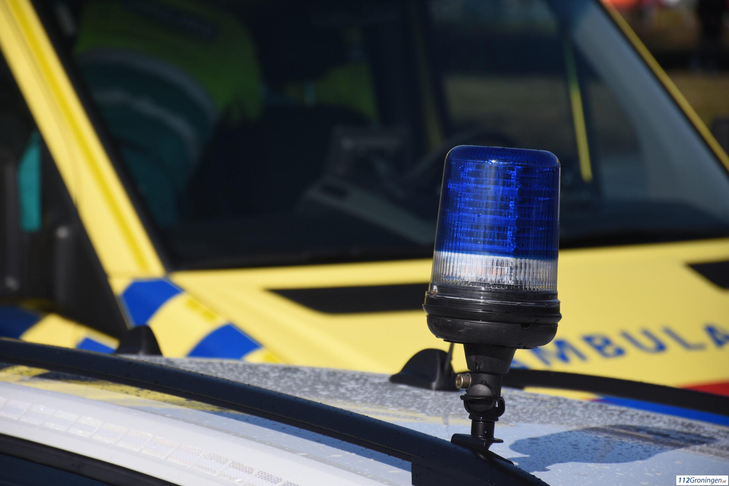 Twee gewonden bij ongeval in Musselkanaal.